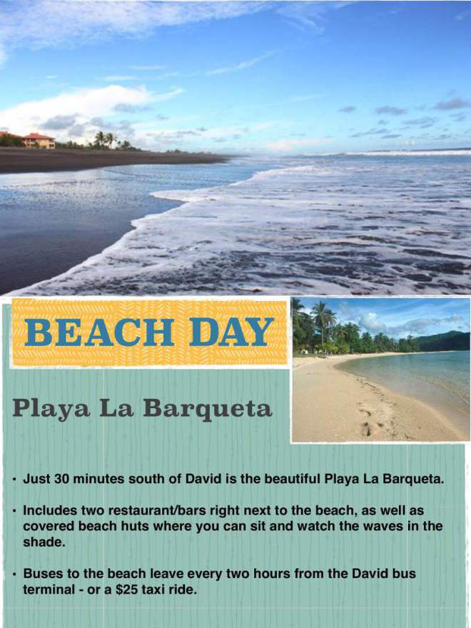 Playa Barqueta, Barqueta Beach, surfing, fishing, cheap, bambu hostel david panama