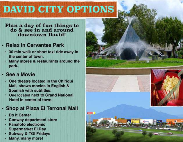 Things to do in David Panama, Chiriqui